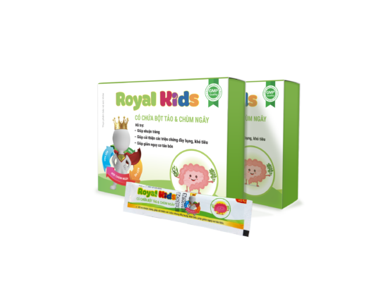 """Royal Kids - """"Bí kíp vàng"""" cất tủ của hàng triệu mẹ bỉm sữa có con táo bón"""